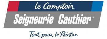 Logo Le comptoir Seigneurie Gauthier - Tout pour le peintre
